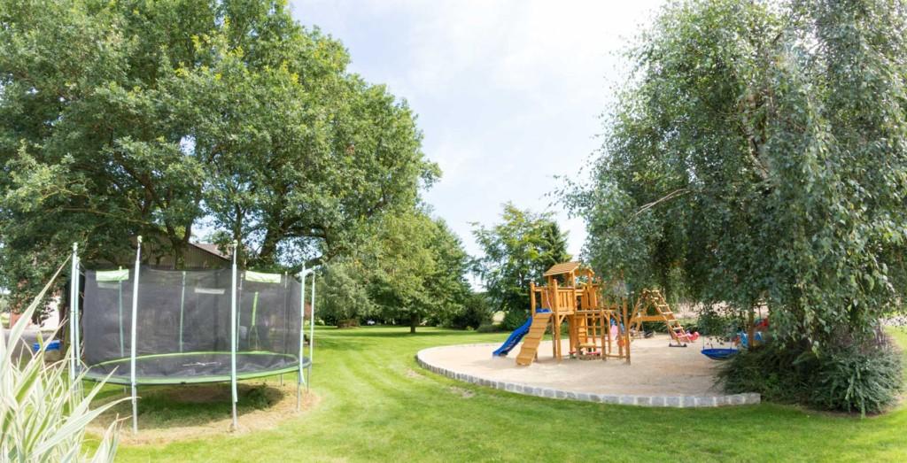 Ferienhof Pankalla Kinderspielplatz