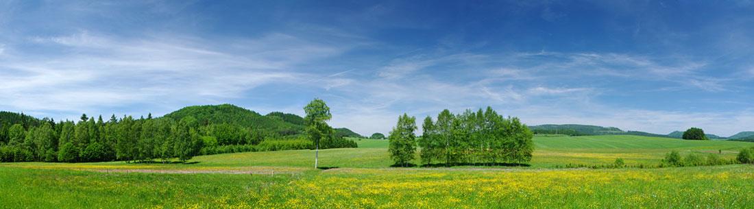 Ferienhof Pankalla - Landschaft